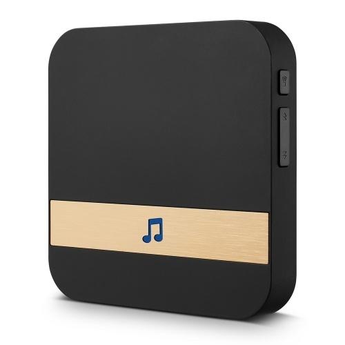Wirelessly Doorbell Chime Home Ding-Dong Alarm WiFi Smart Door Bell Receiver