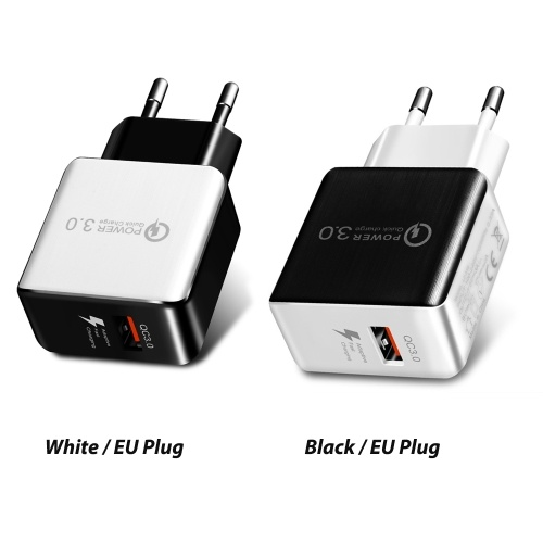 Universal EU Plug Power Adapter