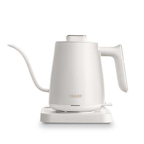 YOULG Wasserkocher elektrische Kaffeekanne