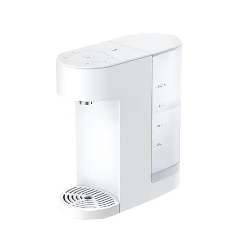 Dispensador de agua de escritorio Viomi 2L, dispensador de agua caliente con calefacción instantánea, barra de agua, leche para bebés, calentador para socios, bebida