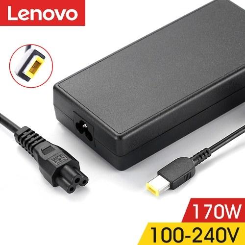 Adaptateur secteur pour ordinateur portable Lenovo 170W Chargeur rapide Adaptateur secteur pour appareils Lenovo 20V / 8.5A 100-240V pour Y7000P Y7000