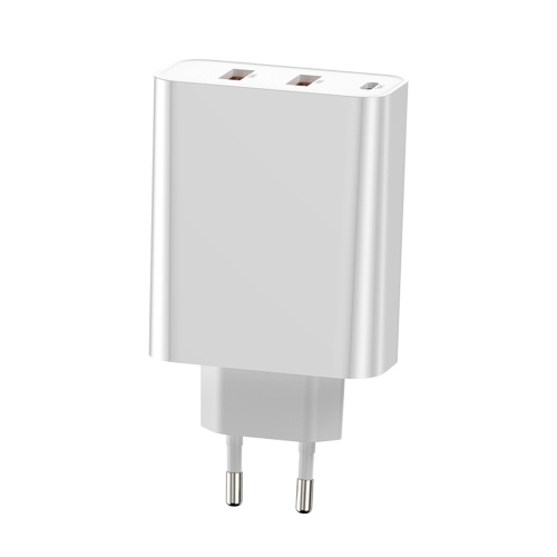 Xiaomi Baseus PPS Three Output Quick Charger 60W EU Type-C+USB+USB Fast Travel Charger PD3.0 QC3.0 Home Wall Charger 100-240V EU Plug For Phone Laptop
