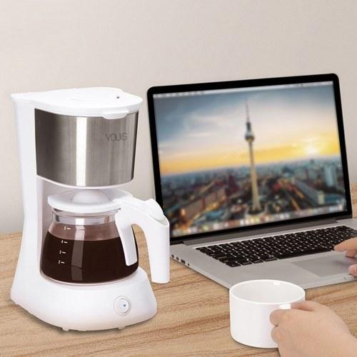 Xiaomi Youpin LOULG Portable Compact Espresso White Electric Coffee Maker