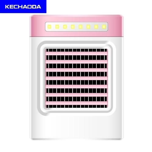 KECHAODA S9 Mini Portable Air Conditioning Fan Home Refrigerator Cooler