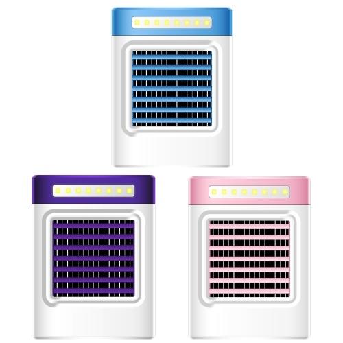 KECHAODA S9 Мини Портативный кондиционер Вентилятор для дома Холодильник Охладитель
