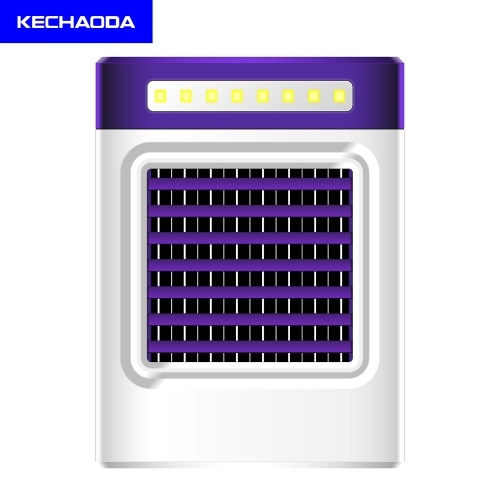 KECHAODA S9 Mini Portable Air Conditioning Fan Home Refrigerator Cooler