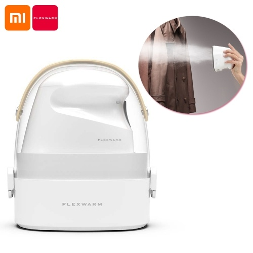 Xiaomi Youpin Flexwarm Electric Steamer Travel Steamer Iron for Home Mini Handheld Garment Steamer For Outdoor Travel 220V 800W