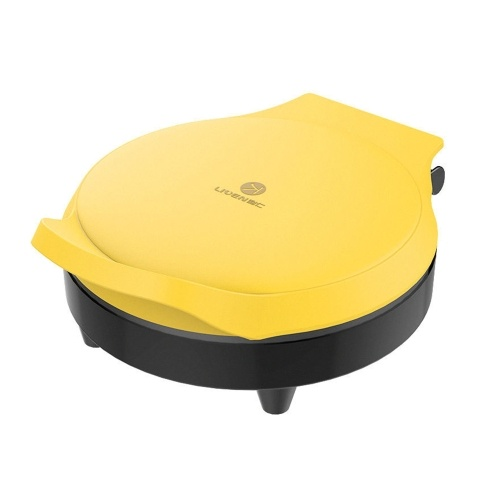 Liven Electric Baking Pan Mini Non-sticky Frying Pan Gift for Kitchen Frying Cooking Constant Temperature Heating 220V