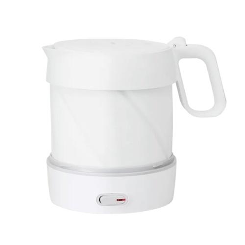 HL Складной электрический чайник 1 л Многофункциональный портативный дорожный электрический чайник для воды