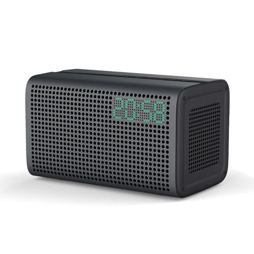 GGMM E3 Wireless WiFi Bluetooth Smart głośników HiFi Stereo Speaker Box Charger for iPhone 6S 7 Plus Samsung S6 S6 krawędź Uwaga 5 Tablet PC Laptop AUX Podłączanie przeciwpoślizgowe Stały Trwała