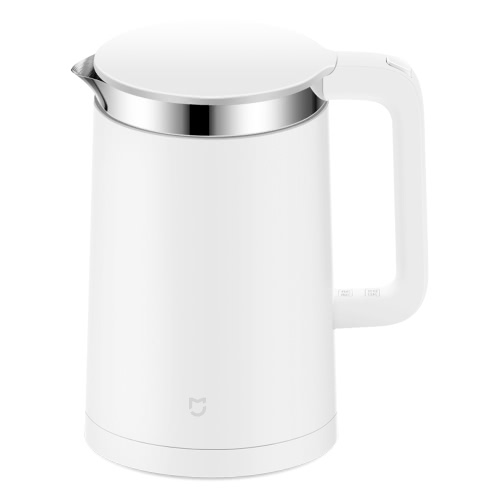 Xiaomi Mijia Thermostatic Electric Kettles 1.5L Electric Water Kettle 12 Hours Thermostat Kettle Mobile Phone App Smart Control