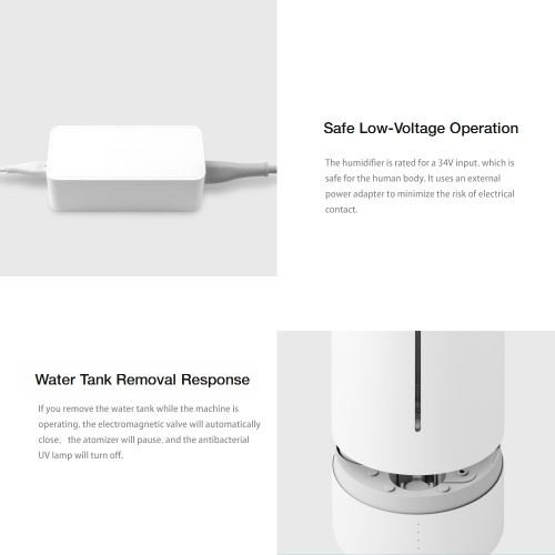Original Xiaomi Smartmi Antibacterial Humidifier