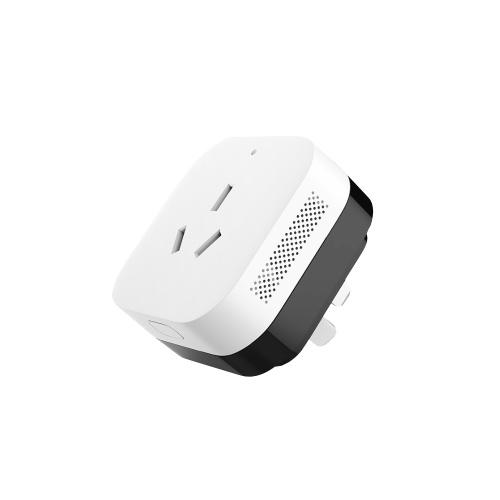 Função de gateway complementar Xiaomi Mijia Aqara Ar condicionado Controle de aplicativo com sensor de umidade e temperatura Trabalhar com kits inteligentes para casa Mi Versão atualizada (AC 250V)
