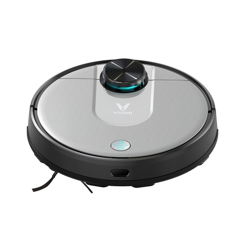 Global Version Viomi V2 PRO Robot Vacuum Cleaner V-RVCLM21B LDS Navigation Sweeping and Mopping Home Office Cleaner 2100Pa Super Suction Virtual Wall Work With Mijia APP 220V