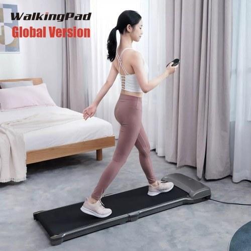 WalkingPadC1折りたたみ式フィットネスウォーキングマシンアプリコントロール電気ジムフィットネス機器220V