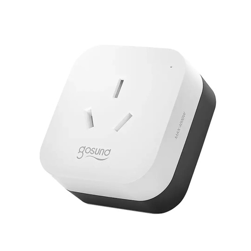 Gosund CP2 Smart Socket 16A 2.4GHz WiFi Version Work With Mijia APP