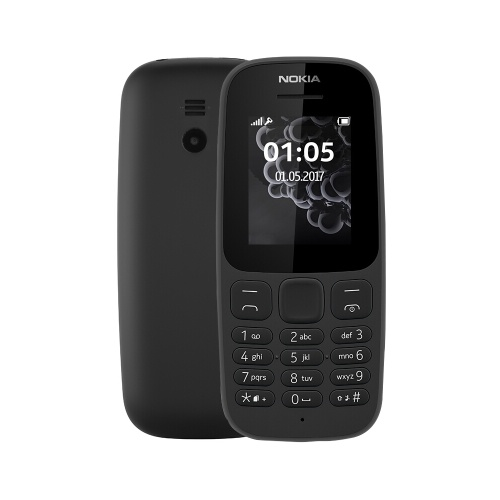 Nokia 105 2G GSM Feature Phone