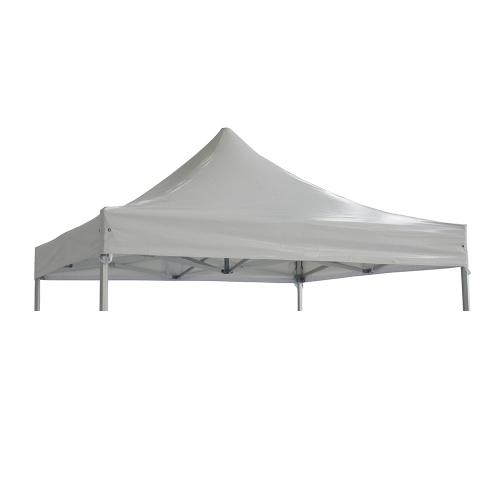 Bâche de Toit Barnum Pliant 3x3m PVC 520g/m² - Gamme ALU 50