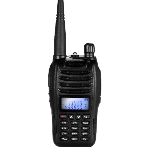 BAOFENG Mobile Dual Band Handheld Transceiver Interphone