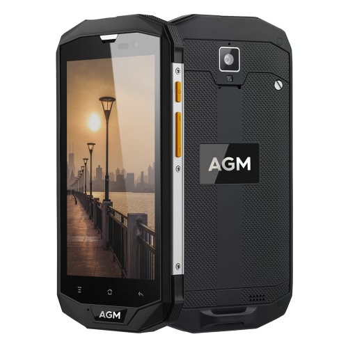 AGM A8 IP68 Waterproof 4G Smartphone 4G 5.0 inches  3GB RAM 32GB ROM