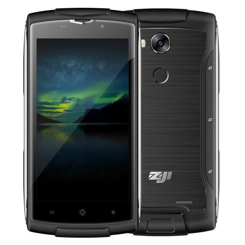 ZOJI Z7 IP68 Waterproof 4G Smartphone 5.0 Inches 2GB RAM+16GB ROM