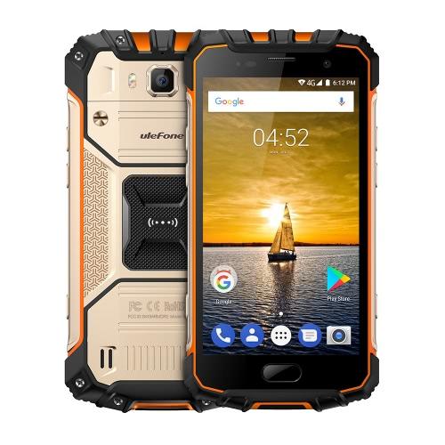 UleFone Armor 2 4G Smartphone Wodoszczelność 5,0 cala 6 GB pamięci RAM 64 GB ROM