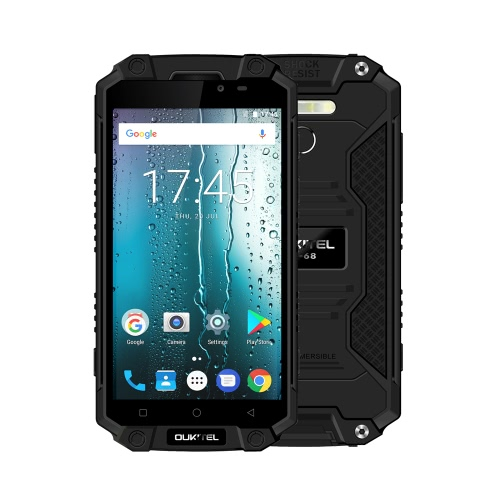 OUKITEL K10000 Max 5.5 inches 4G Smartphone IP68 Waterproof 3GB+32GB