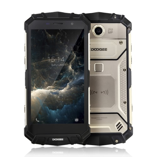 DOOGEE S60 IP68 Waterproof NFC 6GB RAM+64GB ROM