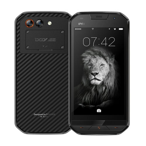 DOOGEE S30 4G Tri-proof Smartphone 5.0 inches 2GB RAM 16GB ROM
