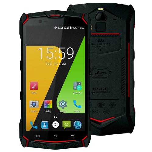 JESY J9S Tri-proof teléfono móvil 4G teléfono 5.5 pulgadas 4 GB RAM 64 GB ROM
