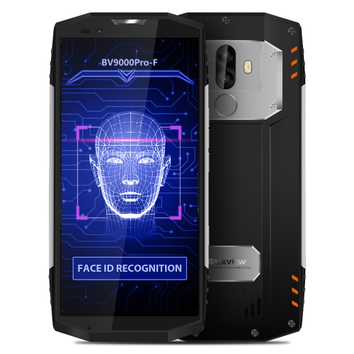 Blackview BV9000Pro-F Face ID Smartphone 6 GB RAM 128 GB ROM 5.7 pollici