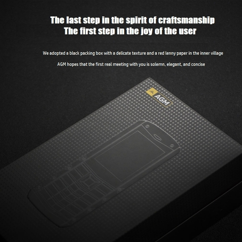 AGM M2 IP68 2G GSM Feature Unlocked Phone