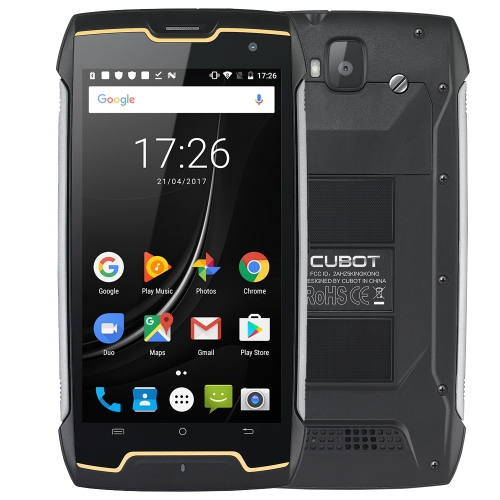 CUBOT King Kong IP68 3G WCDMA Mobile Phone