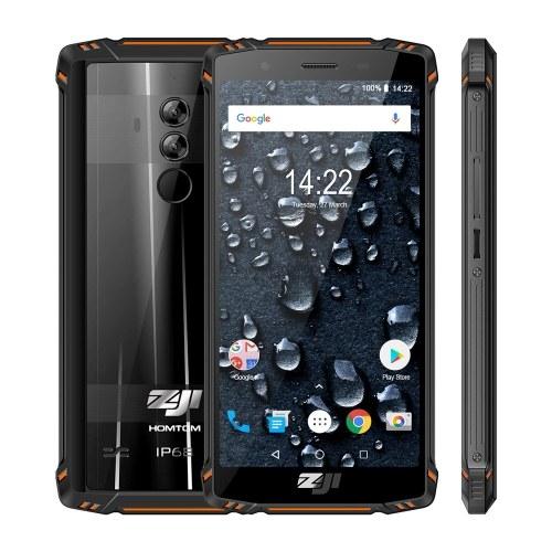 HOMTOM ZOJI Z9 IP68 Водонепроницаемый прочный мобильный телефон