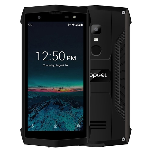 POPTEL P8 4G Smartphone IP68 Face ID