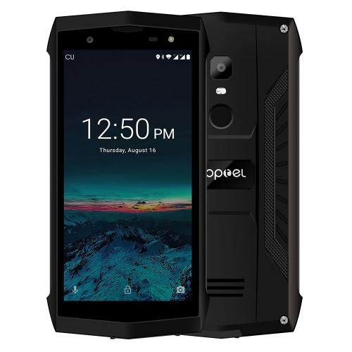 POPTEL P8 4G Smartphone IP68 Identité faciale