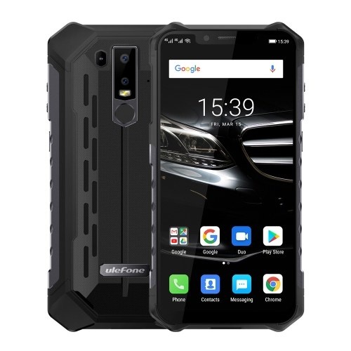 EU Version Ulefone Armor 6E IP68 Waterproof Rugged Phone