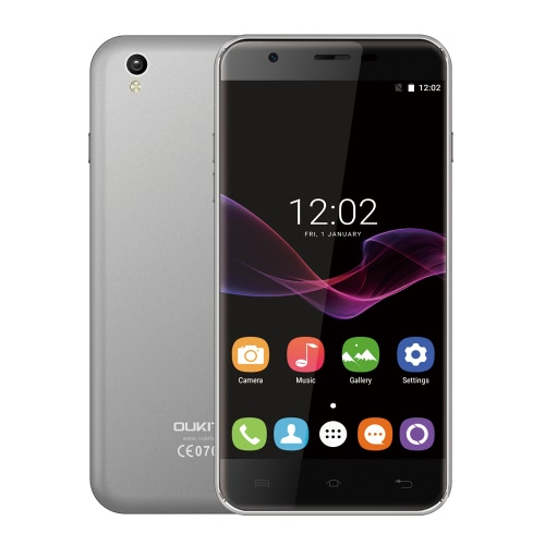 OUKITEL U7 Max Smartphone 3G WCDMA 5.5 Inches HD  Screen 1GB RAM+8GB ROM