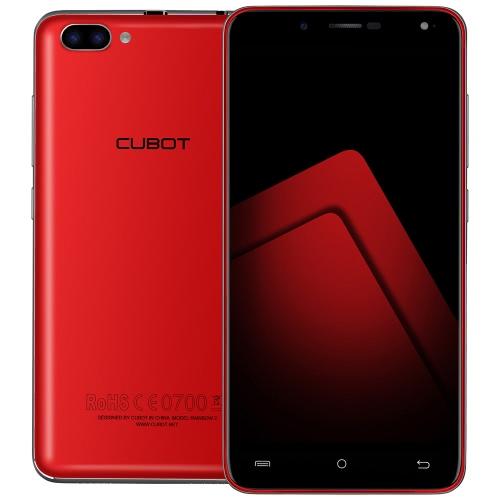 CUBOT Arcobaleno 2 Smartphone 3G WCDMA del telefono 5.0inch schermo IPS HD 1280 * 720px MTK6580A quad-core Android ROM da 16 GB a 1,3 GHz CPU 1 GB di RAM 7.0 OS 13.0MP + 2.0MP doppia fotocamera posteriore 5.0MP anteriore 2350mAh batteria dual SIM GPS OTG HOTKNOT WiFi Smart Phone