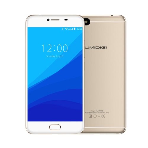 UMIDIGI C NOTE 4G Smartphone 5.5inch 2.5D Arc screen 3GB RAM 32GB ROM