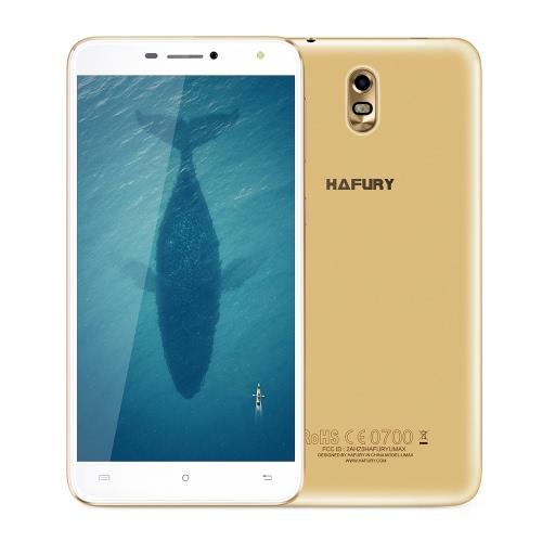 HAFURY UMAX Smartphone 3G 2GB RAM + 16GB 4500mAh ROM