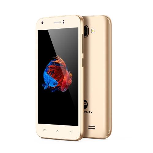 PHONEMAX Saturno Smartphone 3G WCDMA 5.0 polegadas HD 1GB RAM + 8GB ROM