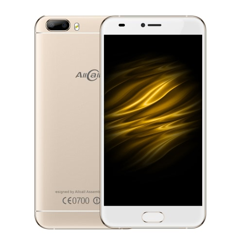 AllCall Bro FingerPrint 3G Smartphone 1GB RAM+16GB ROM  2400mAh