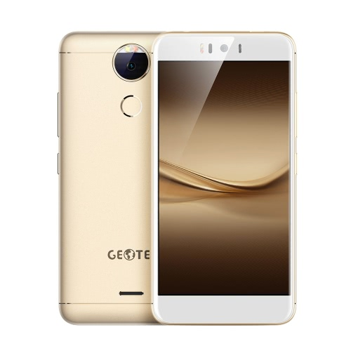 GEOTEL Amigo 4G Smartphone 5.2 polegadas HD 3GB RAM 32GB ROM 3000mAh Bateria