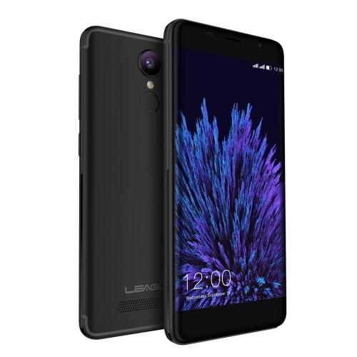 LEAGOO M5 Edge 4G Smartphone 5.0 Zoll HD 3D Edge Display 2GB RAM 16GB ROM