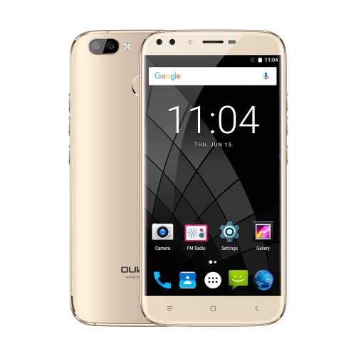 OUKITEL U22 4-kamerowa obudowa na telefon komórkowy 2GB RAM 16GB ROM 3G WCDMA Smartphone