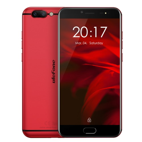 Ulefone Gemini Pro 4G Smartphone 5.5 polegadas 4GB RAM 64GB ROM 3680mAh HiFi Audio