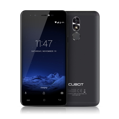 CUBOT R9 Smartphone Fingerprint 2GB RAM+16GB ROM