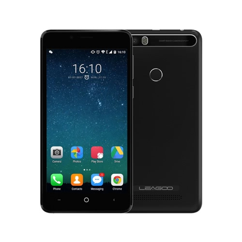 LEAGOO KIICAA POWER Fingerprint 3G WCDMA Smartphone 2GB RAM+16GB ROM