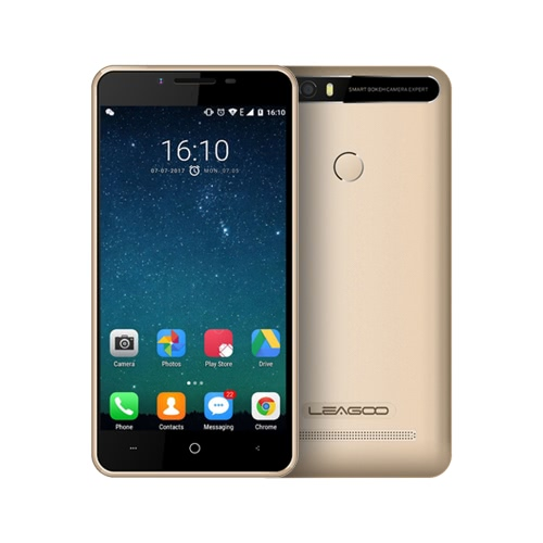 LEAGOO KIICAA POWER Impresión digital 3G WCDMA Smartphone